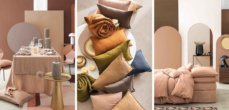 Linge de maison Harmony Textile